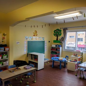 daycare facility for children